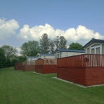Exclusive decking to Holiday Homes